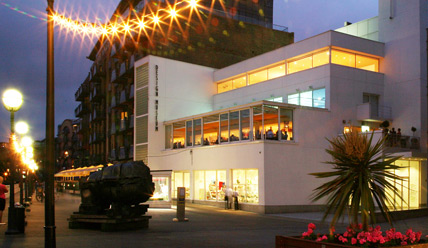 The Design Museum near The Penthouse luxury serviced apartment, London