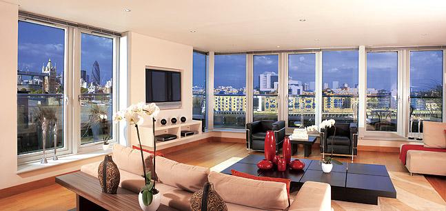 Luxury Apartments London Idea