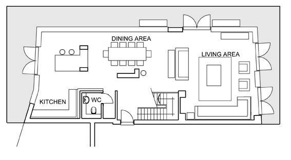 service apartments plans. serviced apartment